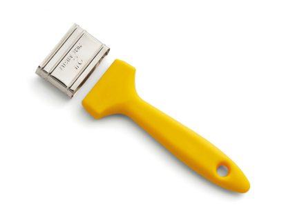 Paintbrush handles ferrules for paintbrush DALLE CRODE - flat brushes - 4046 Beaver