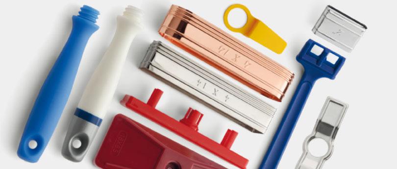 Paintbrush handles ferrules for paintbrush - Wall brushes and radiators